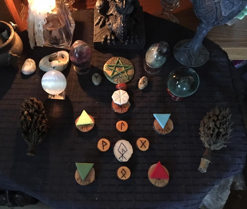 Rune Magick for Protection
