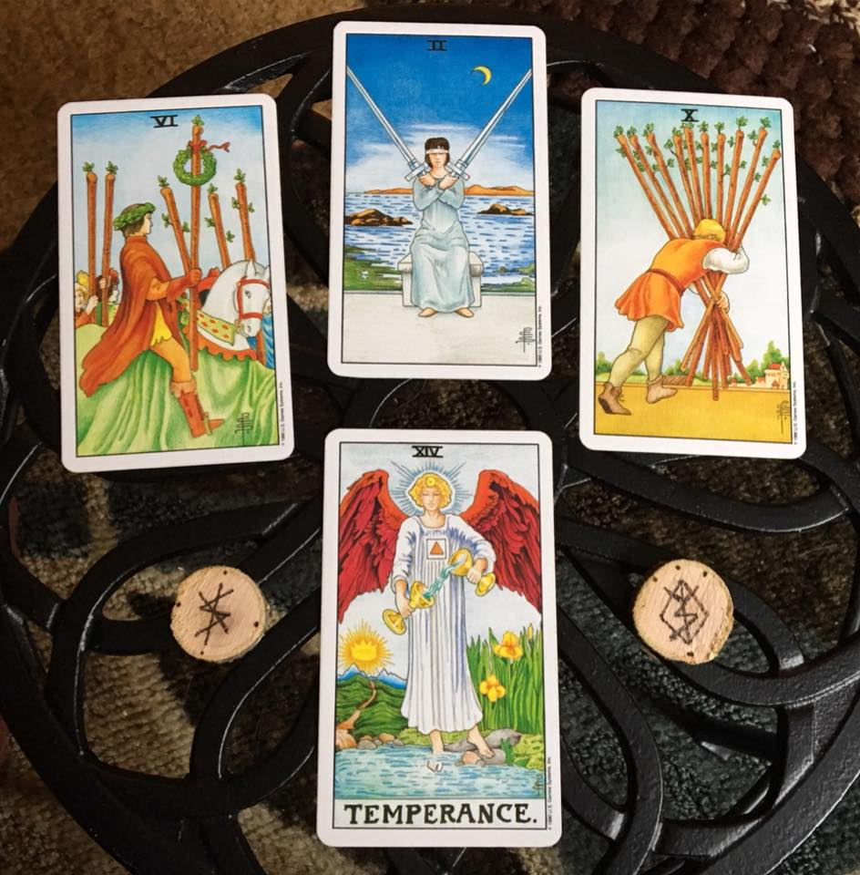 Temperance and the Creator Within